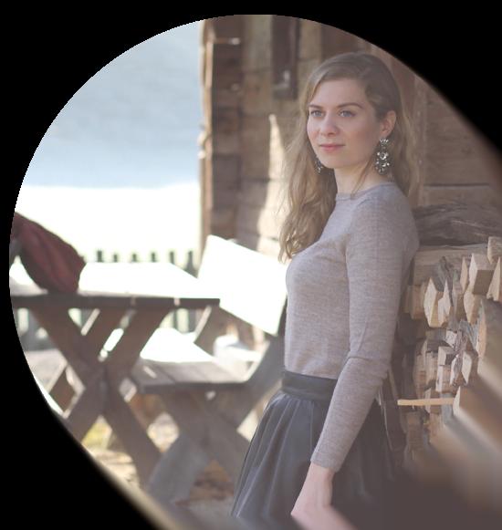 Journalistin Dr. Daniela Uhrich ist Gründerin des Lady-Blogs