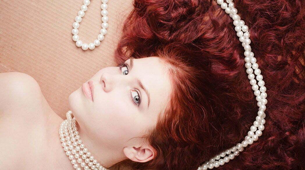 Das Lady-Accessoire schlechthin: Die Perlenkette