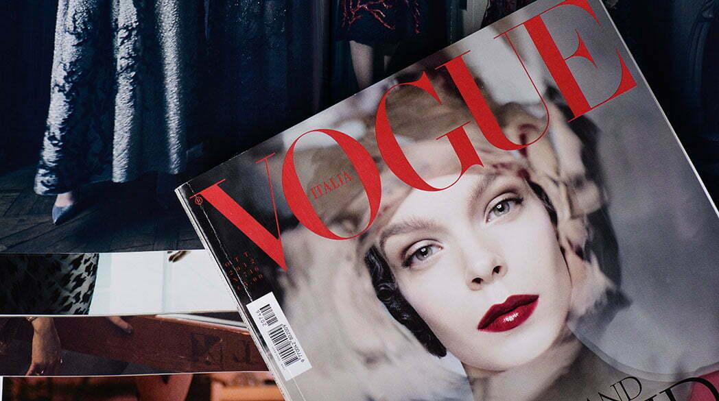 Die Geschichte der Vogue