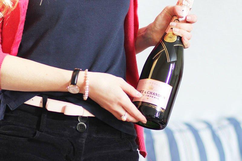 Geschichte des Champagners