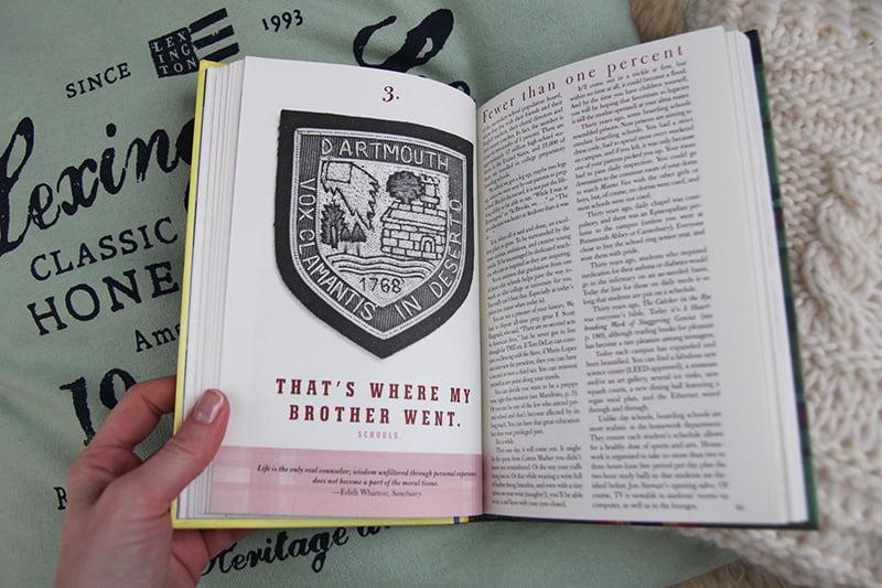 True Prep – Das Neue Offizielle Preppy Handbuch: Schulen