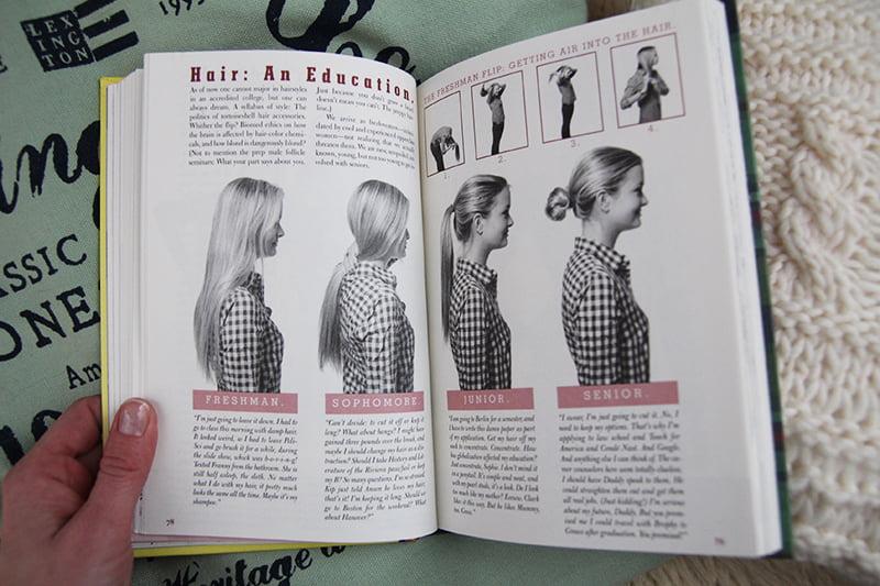 True Prep – Das Neue Offizielle Preppy Handbuch: Die Haare der Lady