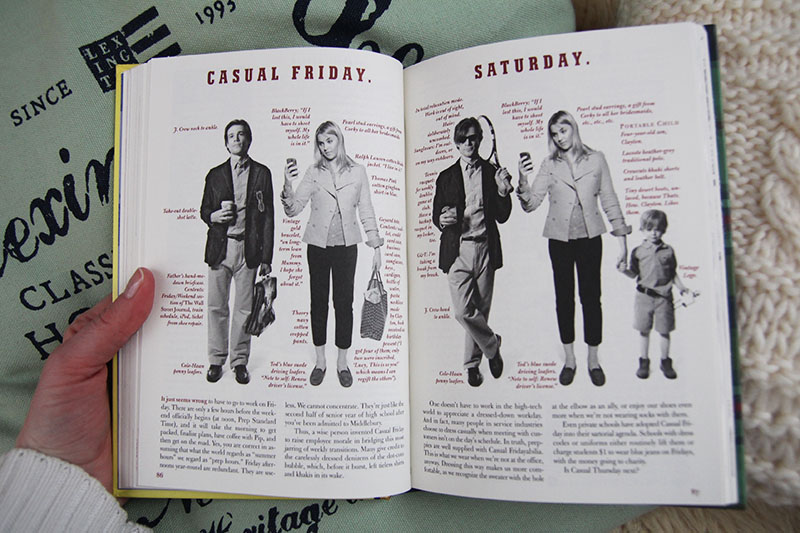 True Prep – Das Neue Offizielle Preppy Handbuch: Casual Friday