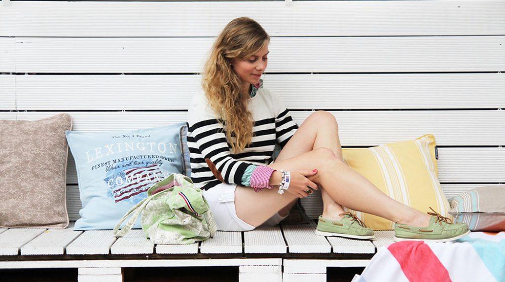 American Chic: Der Preppy-Stil ist zurück!