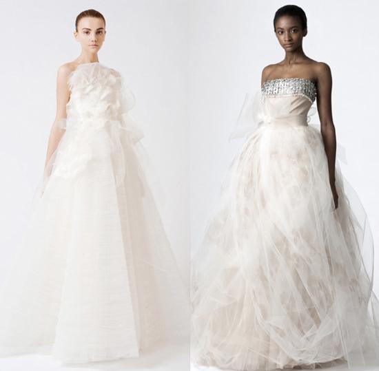 Vera Wang: Hochzeitskleider für Prinzessinnen | Lady-Blog