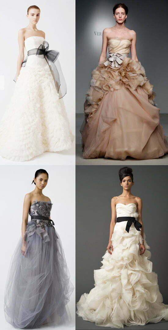 Vera Wang: Hochzeitskleider für Prinzessinnen