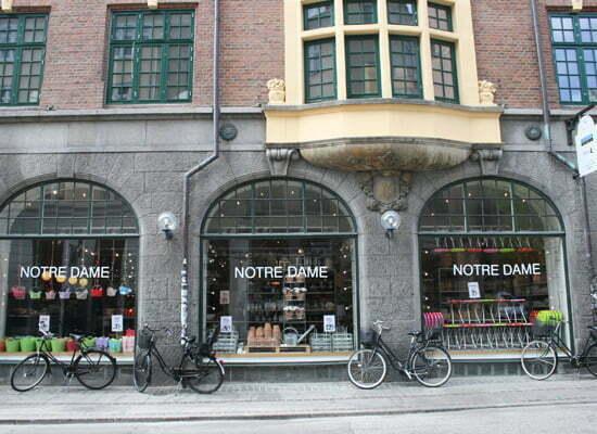 Der dänische Landhausstil: Notre Dame in Kopenhagen