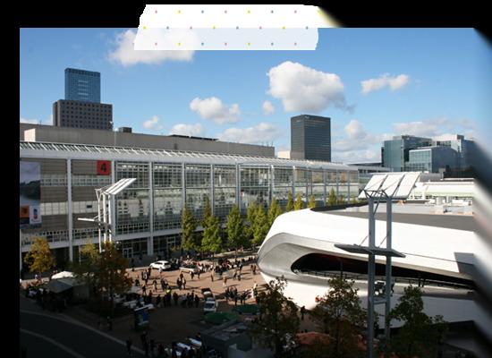 Frankfurter Buchmesse Erfahrungen