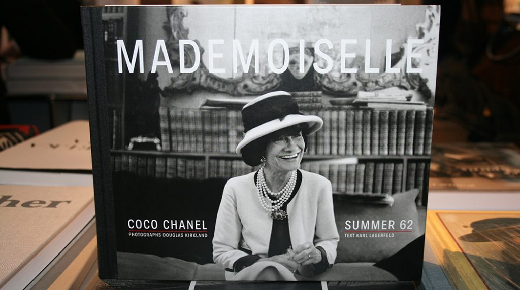 Mademoiselle Buch