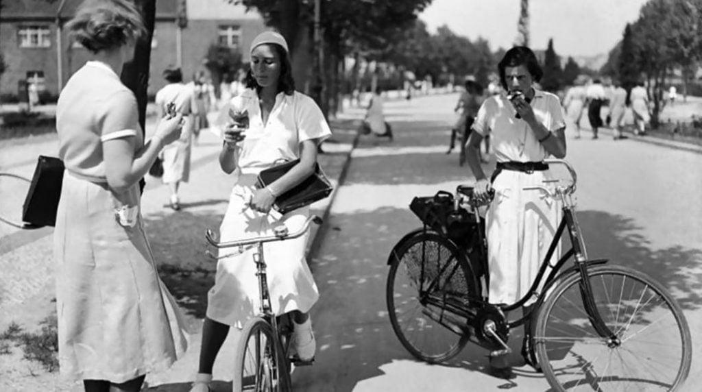Seidenstücker Retrospektive: Alltag im Berlin der 30er