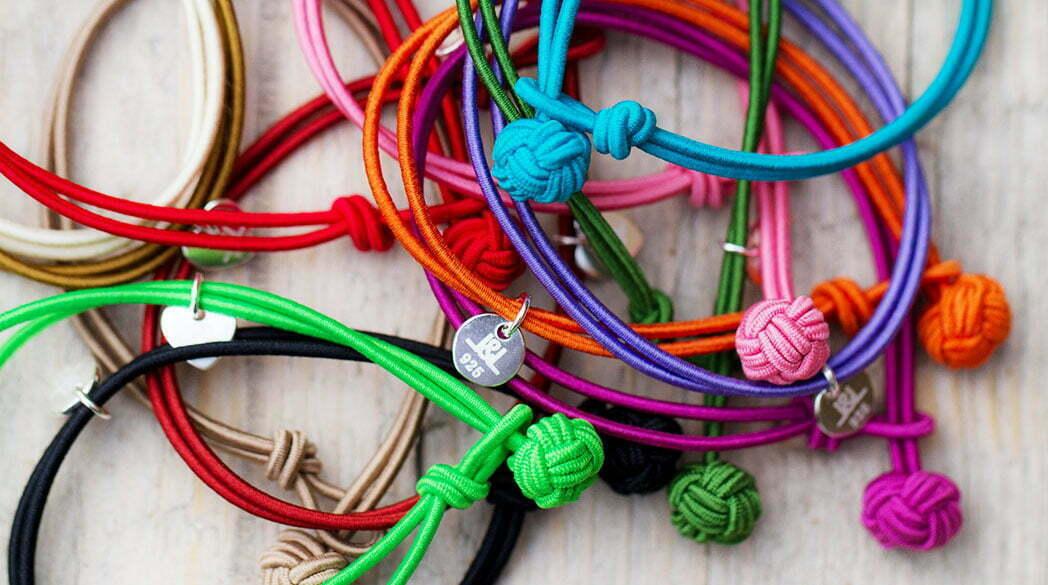 Die Affenknoten-Armbänder von Lions & Lambs