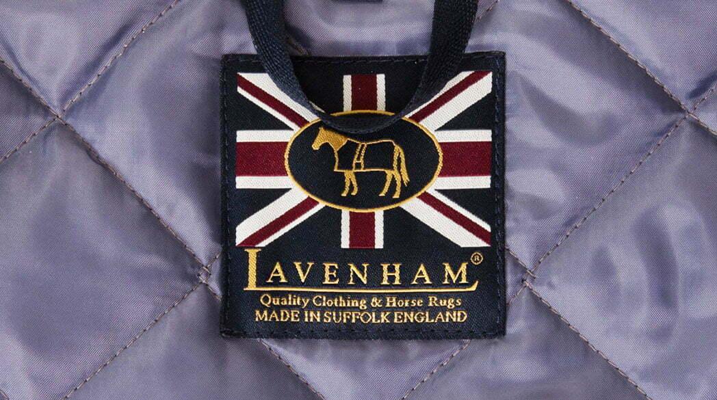 Steppjacke von Lavenham