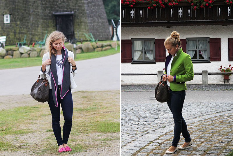 Haben Louis-Vuitton-Taschen Stil?