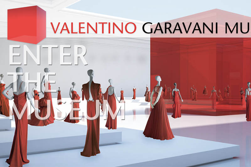 Virtuelles Museum: Valentino