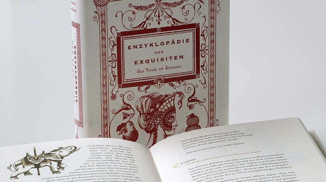 Enzyklopädie des Exquisiten von Jessica Kerwin Jenkins