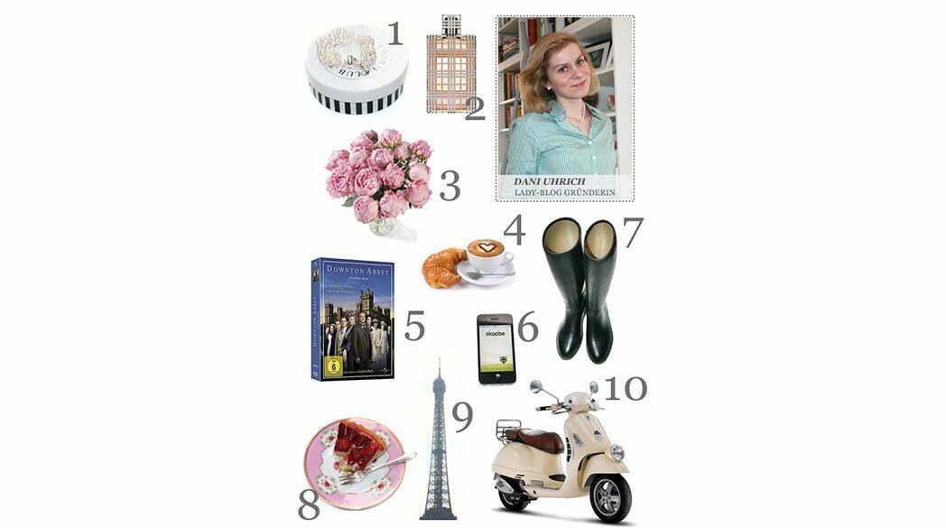 Love-List: 10 Dinge, die mich glücklich machen