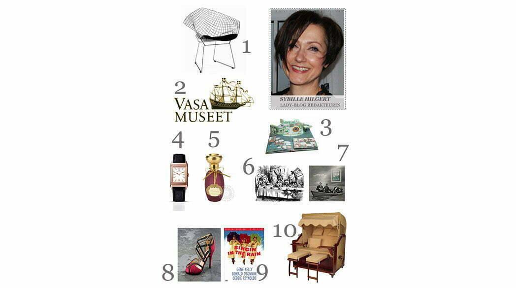 Sybilles Love-List: 10 Dinge, die mich glücklich machen