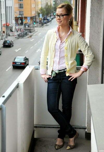 Anita vom Blog Kultur und Stil