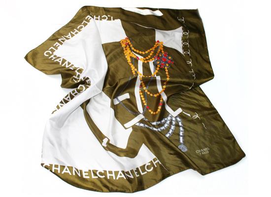 Chanel Tuch