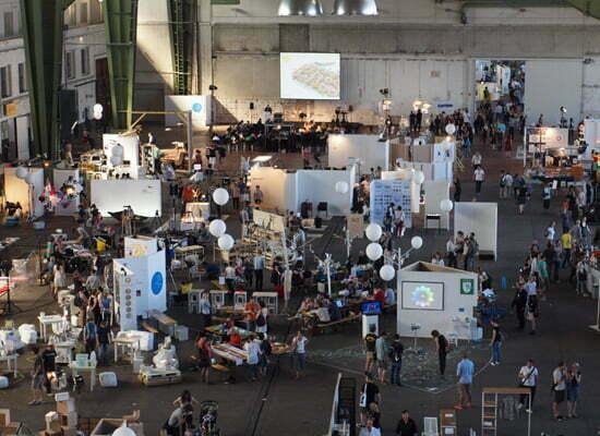 Ein Blick auf das Berliner Design-Festival