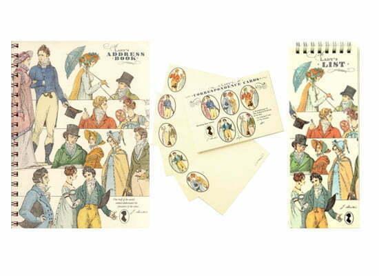 Jane Austen Schreibwaren