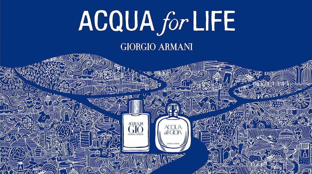 Gutes tun: Acqua for Life – Wasser für alle