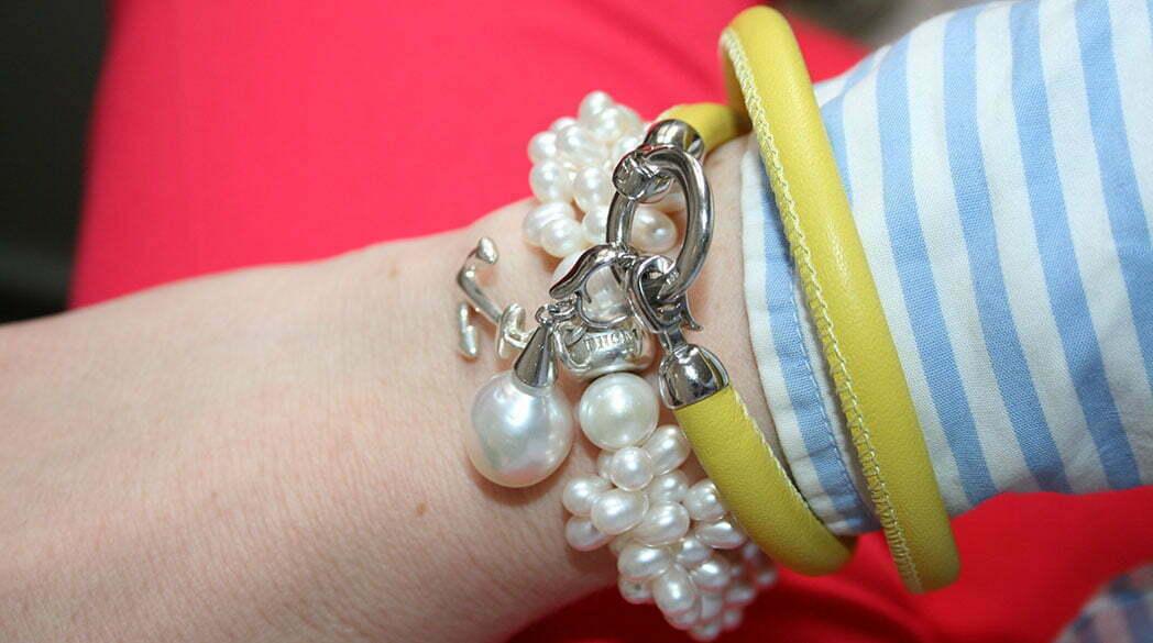 Charity-Armband von Yana Nesper