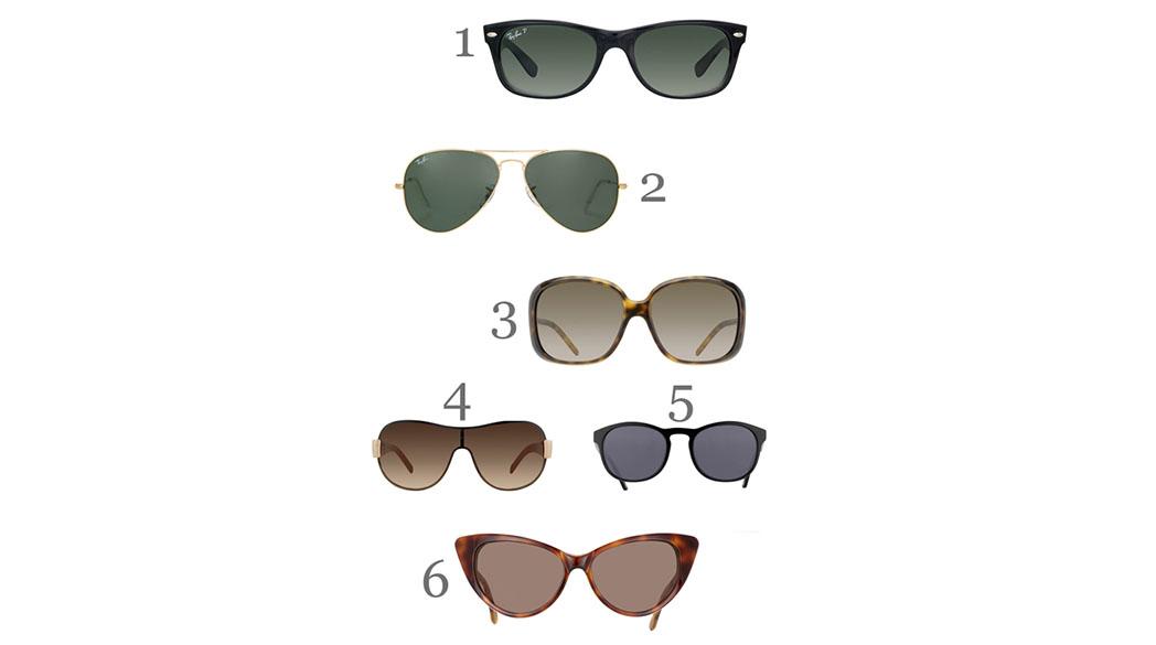 Sonnenbrillen-Special Teil 2: Die Klassiker