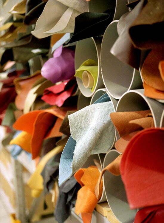 Die Herstellung einer Hermès-Tasche