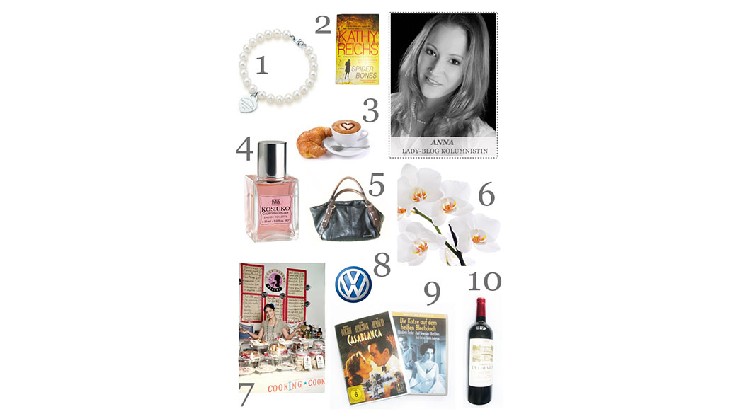 Annas Love-List: 10 Dinge die mich glücklich machen