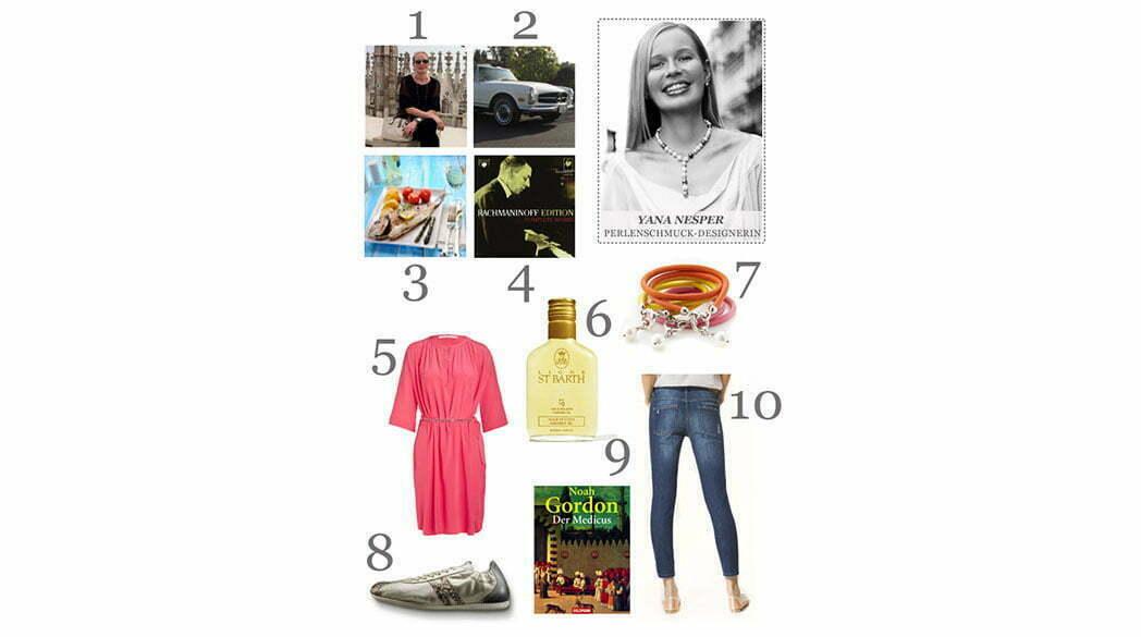Yanas Love-List: 10 Dinge die mich glücklich machen