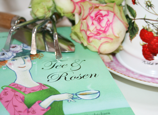 Heidi Howcroft: Tee & Rosen