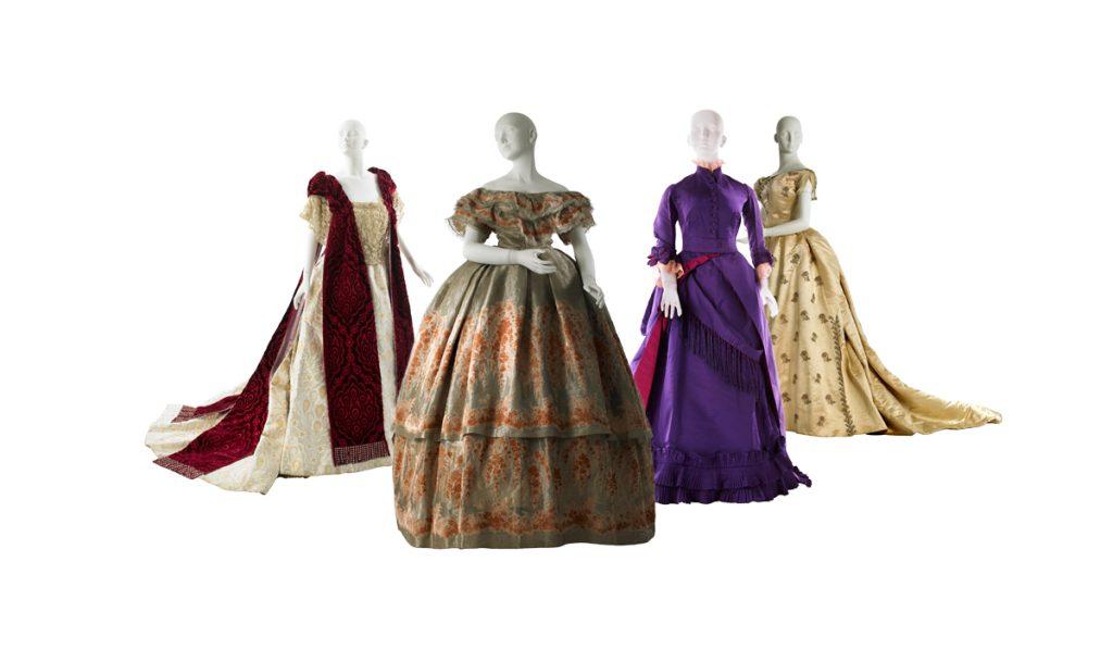 Ausstellung: Exquisite Roben von Worth & Mainbocher