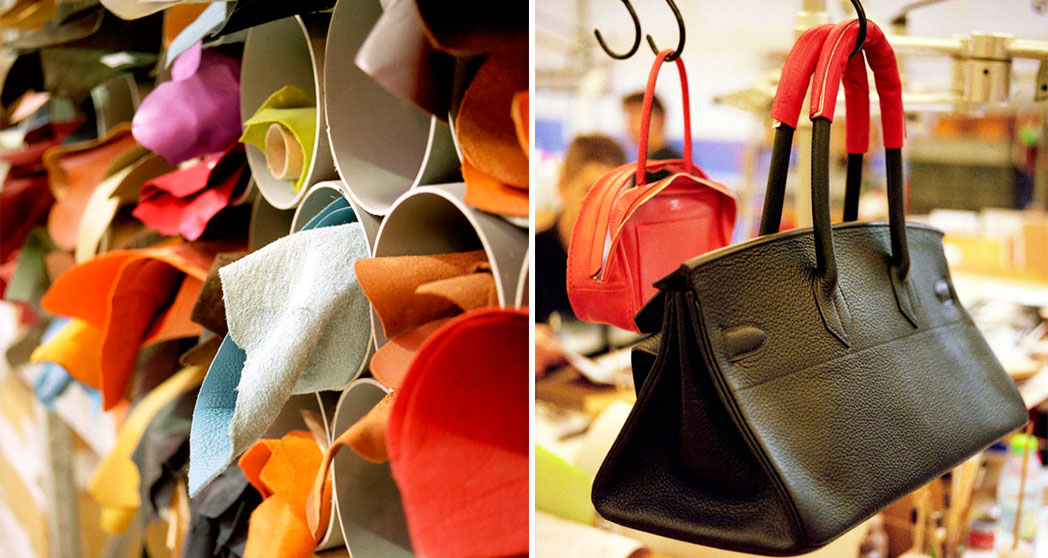 Handarbeit in Perfektion: Die Hermès-Tasche