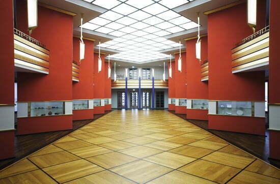 Das Grassi-Museum in Leipzig