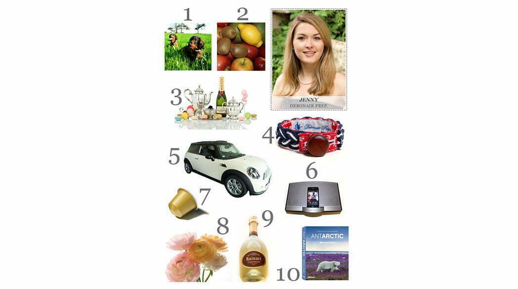 Jennys Love-List: 10 Dinge, die mich glücklich machen