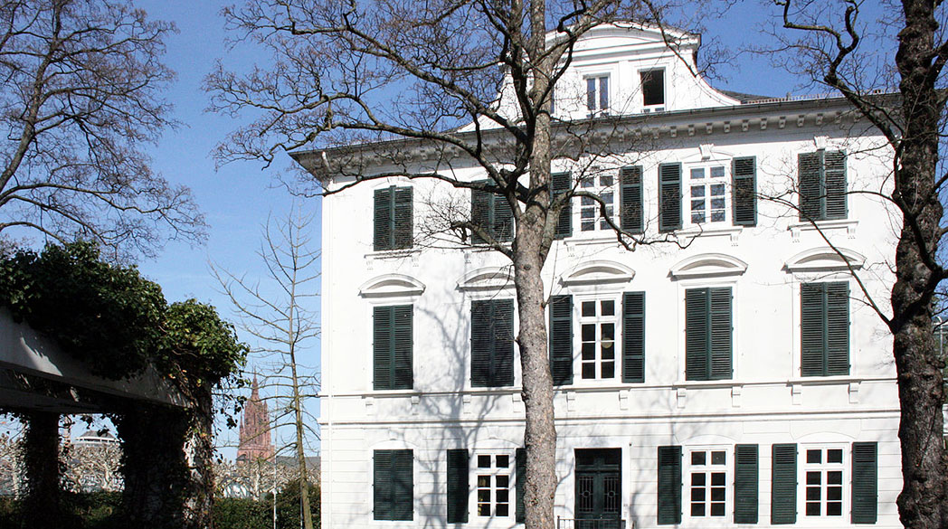 Villa Metzler in Frankfurt