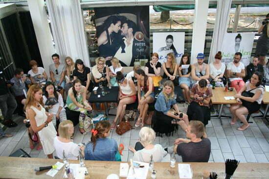 fashion-blogger café