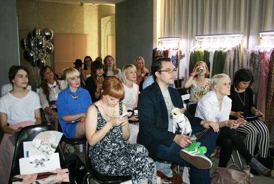 Blogger-Event mit Dorothee Schumacher