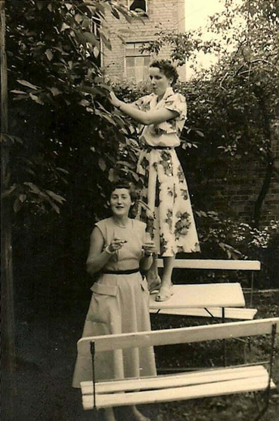 Die Eleganz unserer Mütter und Großmütter