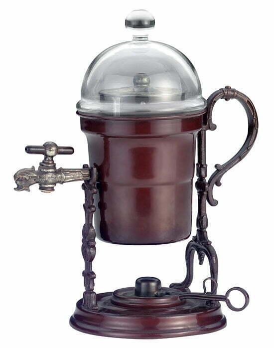 Kaffee Geschichte: erste WMF Kaffeemaschine für den Hausgebrauch