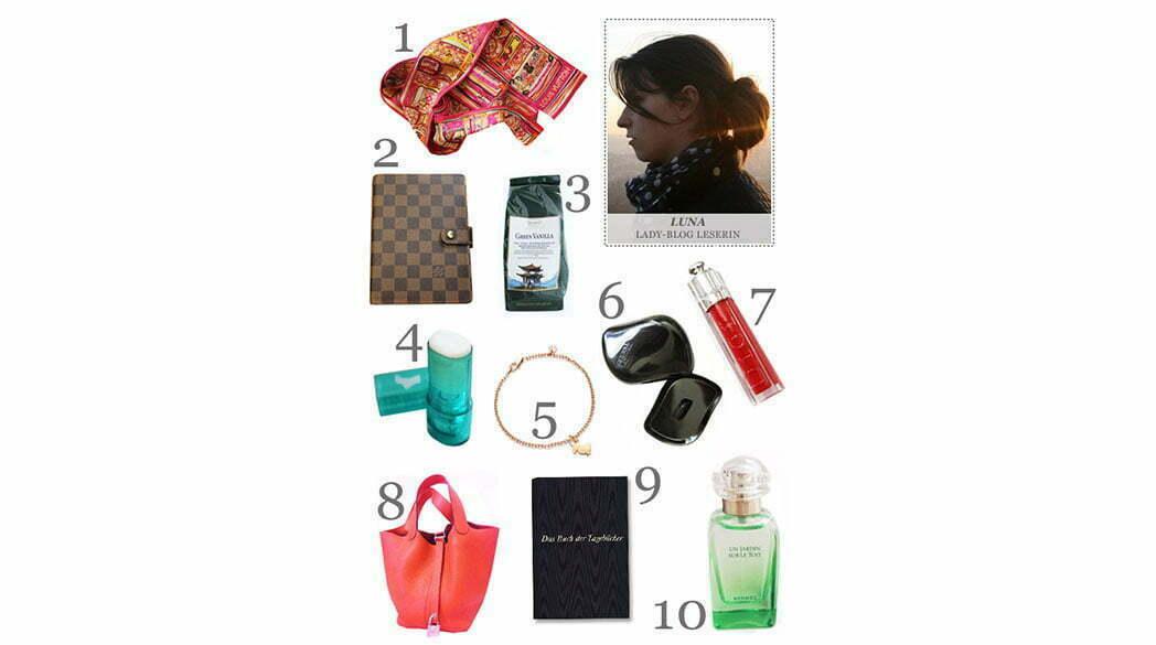 Lunas Love-List: 10 Dinge, die mich glücklich machen