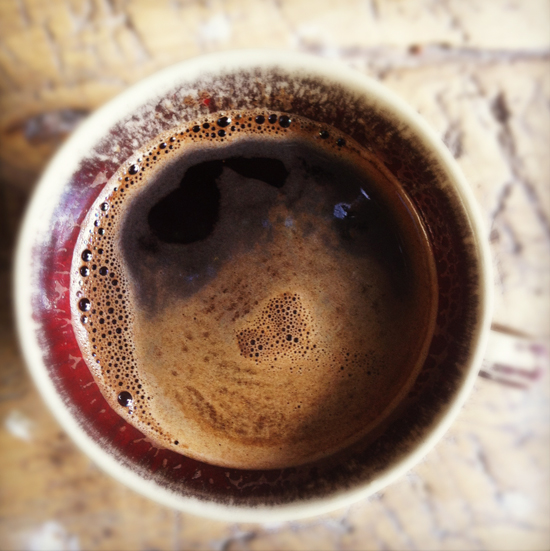 Eine kleine Geschichte der Kaffeekultur
