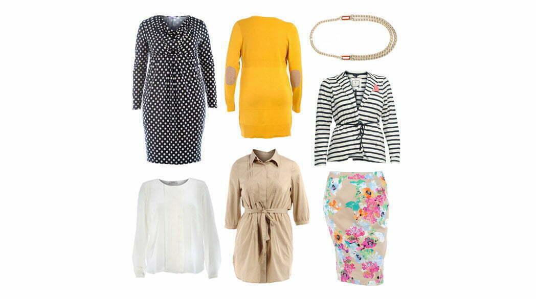 Der Freitagsfund: Übergrößen-Mode von Navabi