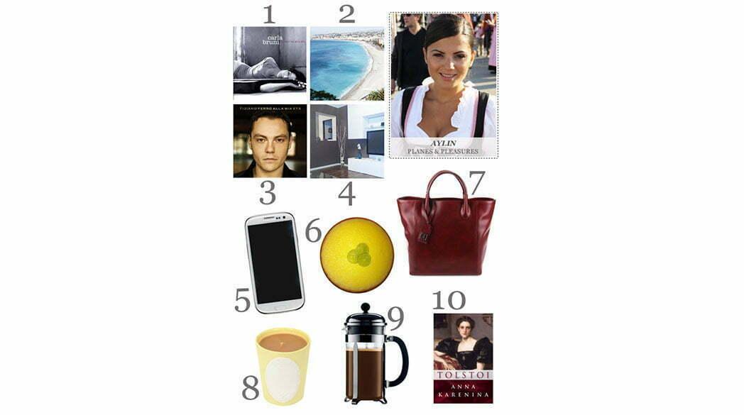 Aylins Love-List: 10 Dinge, die mich glücklich machen
