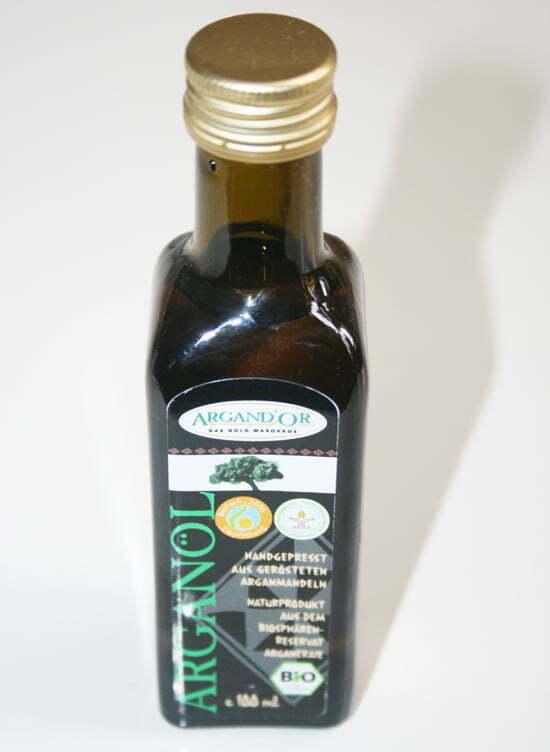 Arganöl von ARGAND'OR im Test