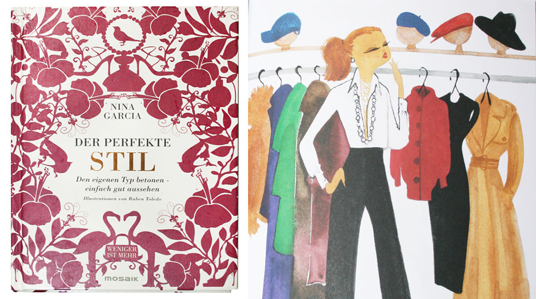 Das Neue von Nina Garcia: Der Perfekte Stil