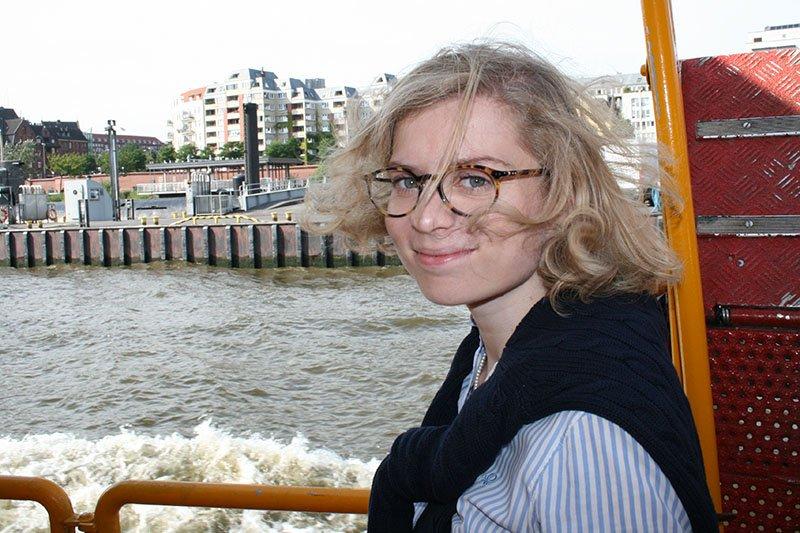 Hamburg meine Perle: Dani vom Lady-Blog
