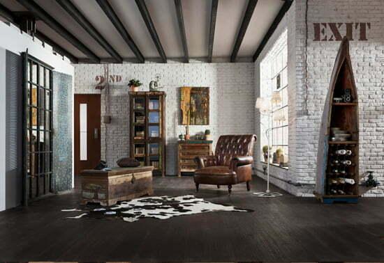 Kare: Möbel mit Patina