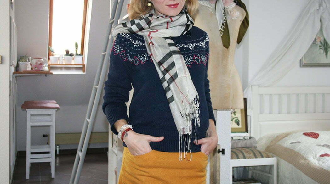 Der Lady-Blog liebt: Knötchen-Pullover von Hilfiger